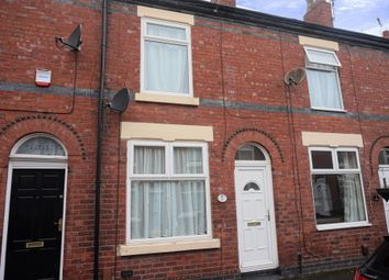 Thumbnail 2 bed terraced house for sale in Violet Street, Stockport