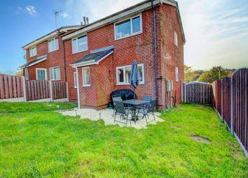 Thumbnail 2 bed flat for sale in Foxcroft Grove, Killamarsh, Sheffield