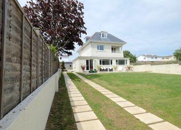 Thumbnail 4 bed detached house for sale in La Petite Route Des Mielles, St Brelade