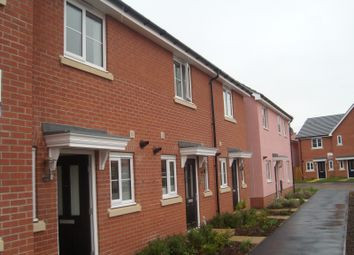 Thumbnail 2 bed property to rent in Buzzard Rise, Stowmarket