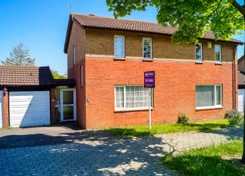 Thumbnail 2 bed semi-detached house for sale in Fairford Crescent, Milton Keynes