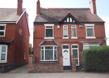 Thumbnail 1 bed semi-detached house for sale in Walsall Road, Great Wyrley