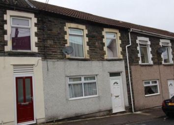 Thumbnail 3 bed terraced house for sale in Richard Street, Pontypridd