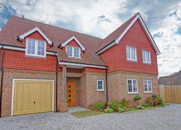 Thumbnail 5 bed detached house for sale in Kings Cross Lane, South Nutfield, Redhill