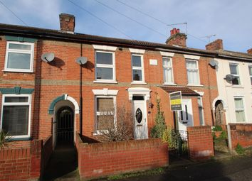 3 bed terraced house for sale in Windsor Road, Ipswich IP1