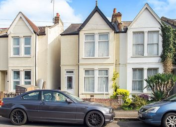 Thumbnail 3 bed terraced house for sale in Beresford Road, New Malden