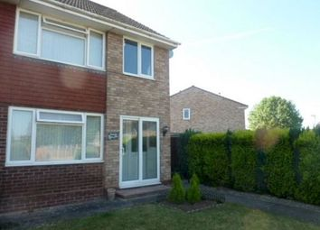 Thumbnail 3 bed semi-detached house to rent in Hewitt Avenue, Hereford