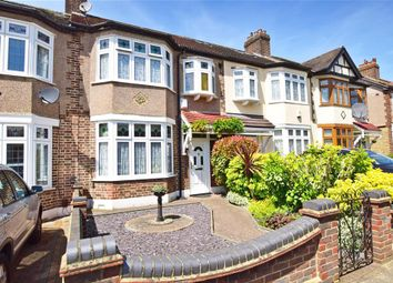 Thumbnail 3 bed terraced house for sale in Glenwood Drive, Gidea Park, Romford, Essex