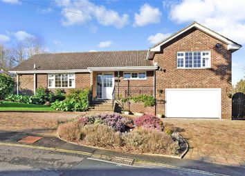 Thumbnail 4 bed detached bungalow for sale in Cliff Road, Totland Bay, Isle Of Wight