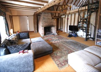 Thumbnail 3 bed cottage to rent in Little St. Marys, Long Melford, Sudbury