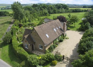 Thumbnail 4 bed property for sale in Old Wharf Road, Longcot, Faringdon