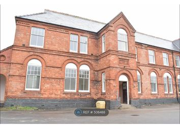 Thumbnail 2 bedroom flat to rent in Barony Court, Nantwich