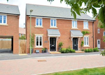 Thumbnail 3 bed semi-detached house for sale in Yew Tree Crescent, Didcot