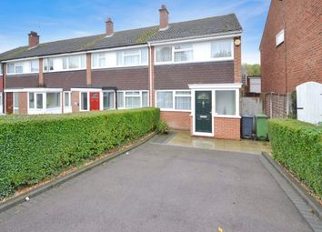 Thumbnail 3 bed terraced house to rent in Sparkey Close, Witham