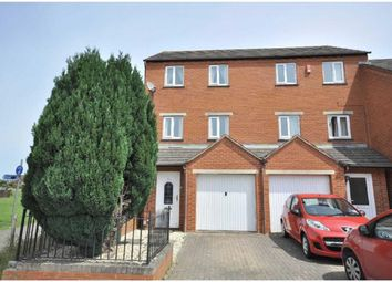 Thumbnail 3 bed town house for sale in Overbury Road, Gloucester