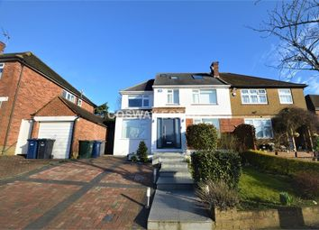 Thumbnail 4 bed semi-detached house for sale in The Reddings, Mill Hill