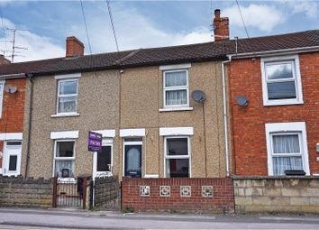 Thumbnail 3 bedroom terraced house for sale in Bright Street, Swindon