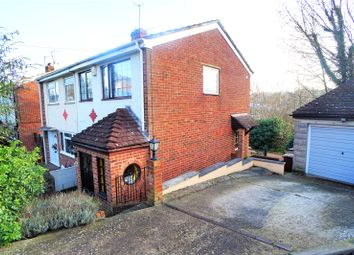 Thumbnail 2 bed semi-detached house for sale in Sussex Drive, Chatham, Kent