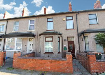 Thumbnail 2 bedroom terraced house for sale in Vivian Road, Newport