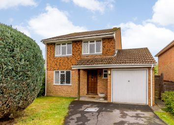 Thumbnail 3 bed detached house for sale in Greenside Close, Guildford