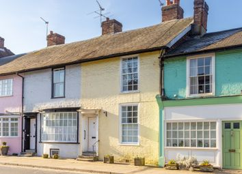 Thumbnail 2 bed terraced house to rent in East Street, Alresford, Hampshire