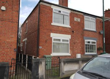 Thumbnail 2 bed semi-detached house for sale in Rock Street, Bulwell, Nottingham