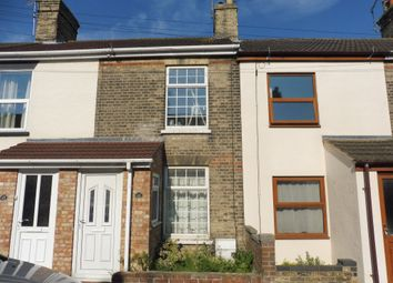 Thumbnail 2 bedroom terraced house for sale in Princes Road, Lowestoft