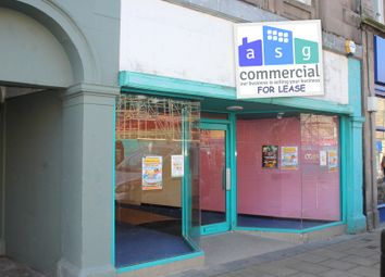 Thumbnail Retail premises for sale in Retail Unit, 132 High Street, Elgin