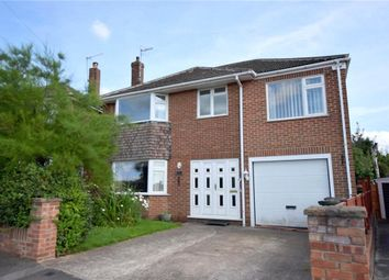 Thumbnail 4 bedroom detached house for sale in Welham Crescent, Arnold, Nottingham