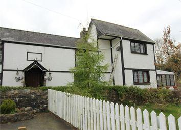Thumbnail 3 bed cottage for sale in Gerynant, Cwrtnewydd, Llanybydder, Ceredigion