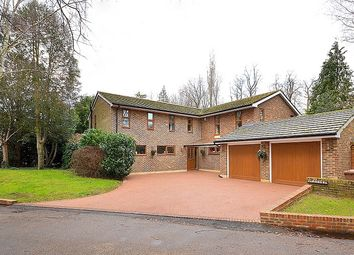 Thumbnail 5 bed detached house for sale in Manor House Court, Church Road, Shepperton