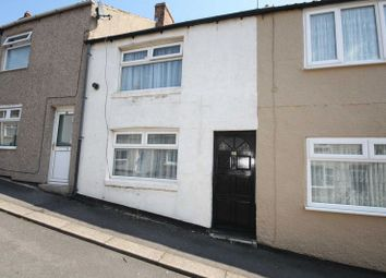 Thumbnail 2 bed terraced house for sale in Gladstone Street, Loftus, Saltburn-By-The-Sea