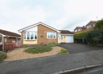 Thumbnail 3 bed detached bungalow to rent in Dart Close, Biddulph, Stoke-On-Trent