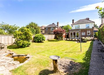 Thumbnail 4 bed detached house for sale in Court Road, Caterham, Surrey
