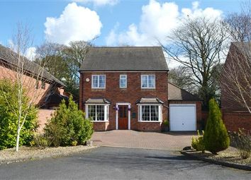 Thumbnail 5 bedroom detached house to rent in The Laurels, Bettys Lane, Woore, Crewe