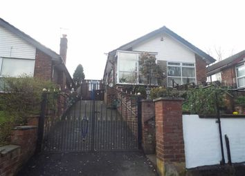 Thumbnail 2 bedroom detached bungalow for sale in Kersal Road, Prestwich, Manchester