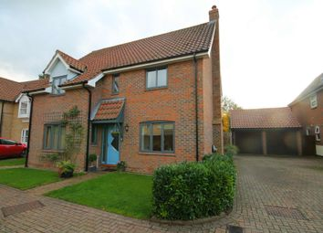 Thumbnail 1 bed detached house for sale in Thomas Chirstian Way, Bottisham
