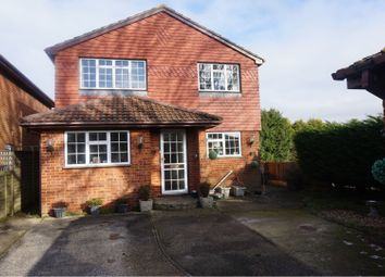 Thumbnail 4 bed detached house for sale in Juniper Close, Westerham