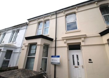 Thumbnail Room to rent in Lisson Grove, Plymouth