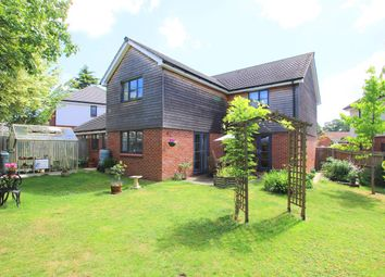 Thumbnail 4 bed detached house for sale in Potters Place, Verwood