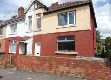 Thumbnail 3 bed end terrace house for sale in Dukes Crescent, Edlington, Doncaster