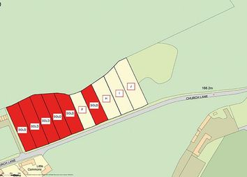 Thumbnail Land for sale in Church Lane, Chelsham, Warlingham