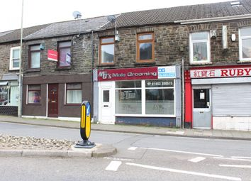 Thumbnail Retail premises for sale in Gelligaled Road, Ystrad -, Pentre