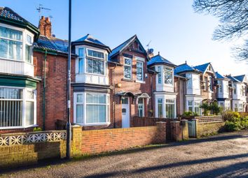Thumbnail 4 bed terraced house for sale in Percy Terrace, Sunderland