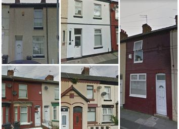 Thumbnail 3 bed terraced house for sale in Riddock Road, Liverpool