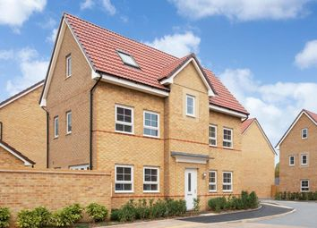"4 bed detached house for sale in ""Hesketh"" at Fleece Lane, Nuneaton CV11"