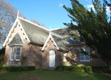 Thumbnail 3 bed detached house to rent in Gardners Cottage, Cluny, Inverurie, Aberdeenshire