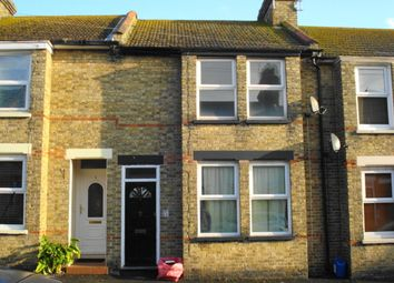 Thumbnail 3 bed terraced house for sale in Howard Road, Broadstairs