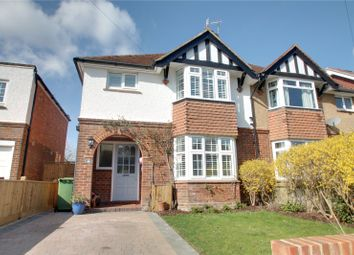 Thumbnail 3 bed semi-detached house for sale in East Cliff Road, Southborough, Tunbridge Wells