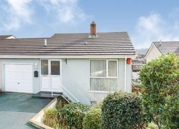 Thumbnail 3 bed semi-detached house for sale in Buckland Close, Plymouth